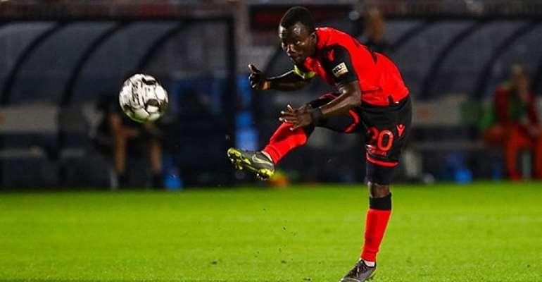 Ghanaian Winger Solomon Asante Sets New Record In America