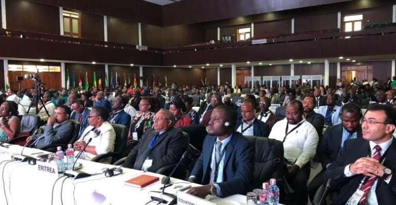 African ministers agree to up their game in efforts to close identity gap on the continent