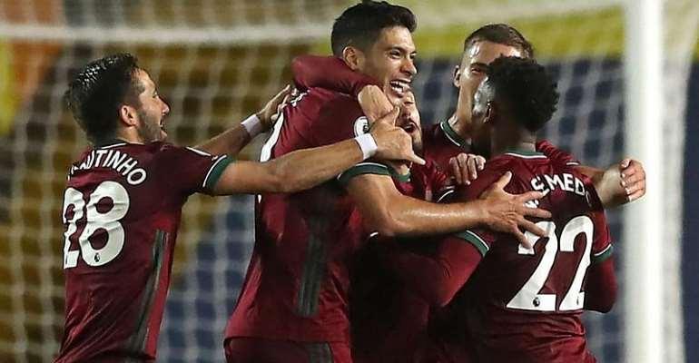 PL: Wolves Sink Leeds; West Brom, Burnley In Stalemate