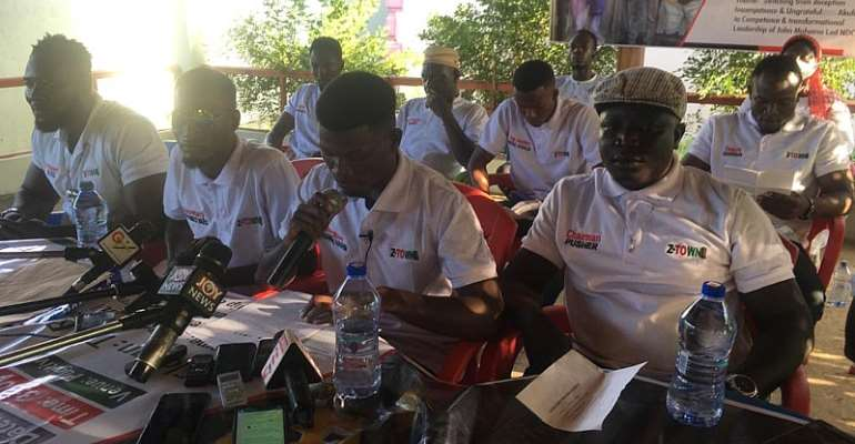 300 Membrs Of Pro-NPP Zongo Group Switch To NDC In Wa