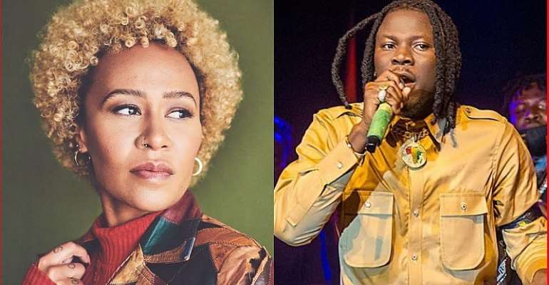 """Emeli Sande Features Stonebwoy On Her New Single """"More Of You"""" 