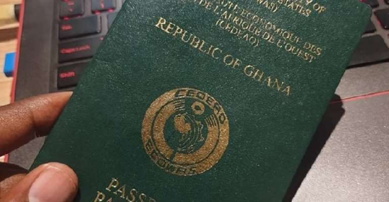 Ghana To Issue E-visas In 2021