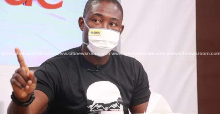Gov't Not Massaging Covid-19 Figures – Okoe Boye