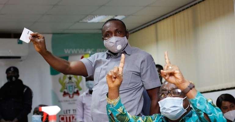 NPP's First Position On Ballot Paper Fantastic – John Boadu