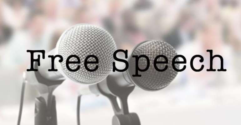 Freedom Of Speech Must Not Be Abused