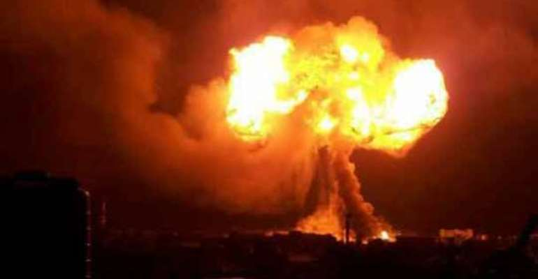 Rising Cases Of Fire Outbreaks Compeling Many To Seek God