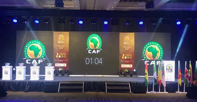All set for the Women's Africa Cup of Nations draw