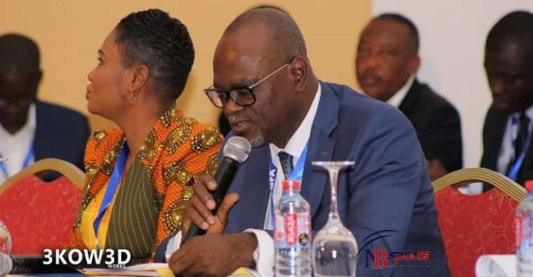 GFA Elections: Normalization Committee Responds To CAS Over Osei Kweku Palmer's Disqualification