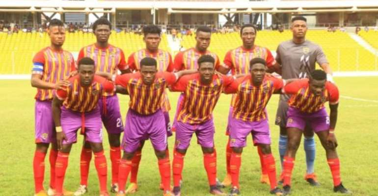 Hearts of Oak To Pitch Camp In Cape Coast