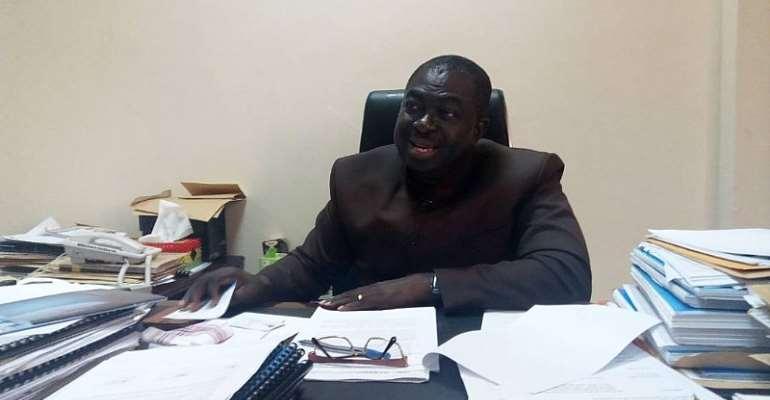 Honorable Kwabena Owusu Aduomi