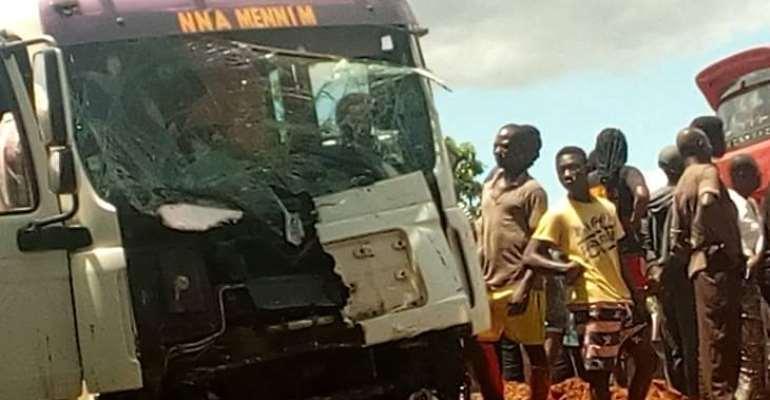 6 Killed At Bunso Junction Car Crash