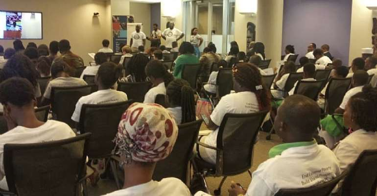'We can't close the learning gap alone', World bank Ghana