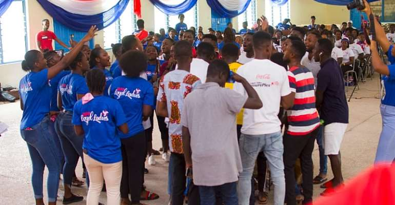 NPP Loyal Ladies Western North Chapter Holds Inauguration & Conference