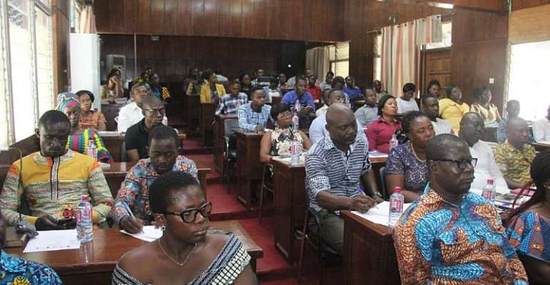 Ashanti Information Officers Schooled On 2019 Referendum And District Level Elections