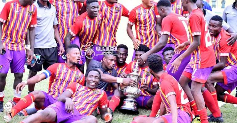 2019 Homowo Cup: Hearts of Oak Crowned Champions After Beating Olympics