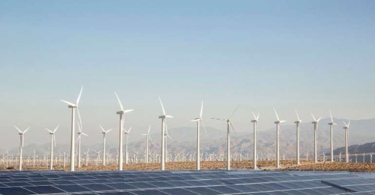 Global Renewable Power Capacity To Rise By 50% In 5years — IEA