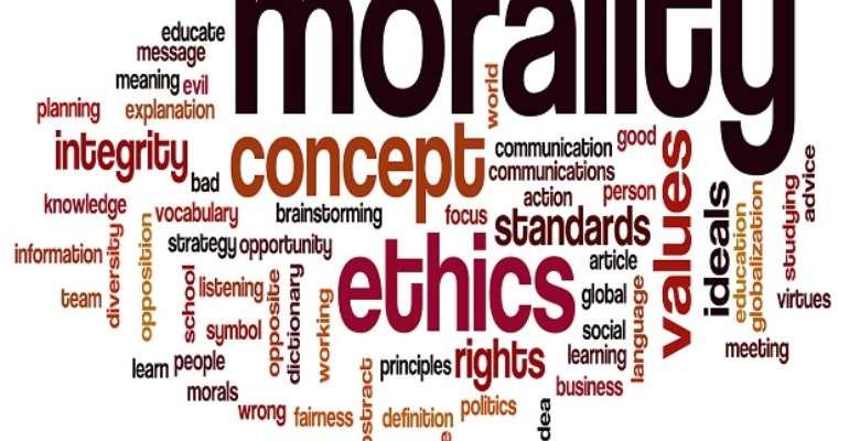 'Moral Fibre'