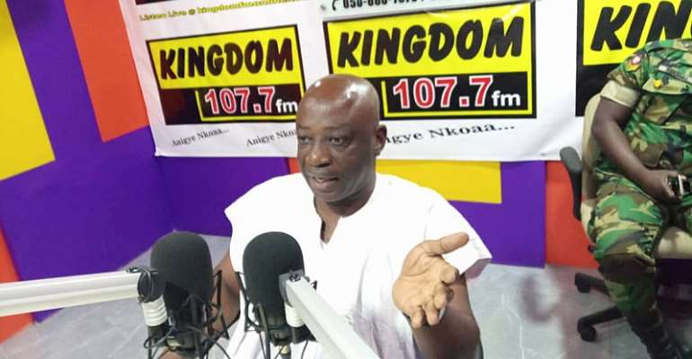 Churches Must Start Paying Tax – Thomas Kusi Boafo