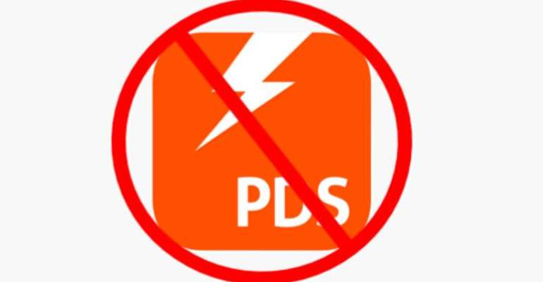 PDS Fiasco: IES Kick Against Restrictive Tender [Full Text]