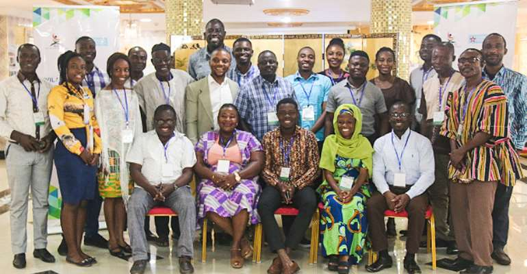 WACSI, Star-Ghana Launch National Sustainability Strategy For CSOs