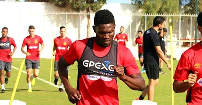 Huge Boost for Esperance As Kwame Bonsu Returns From Injury