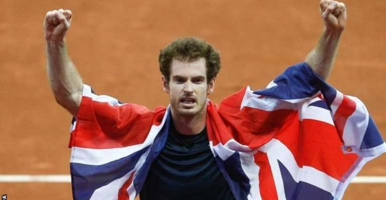 Davis Cup: Andy Murray To Represent Great Britain