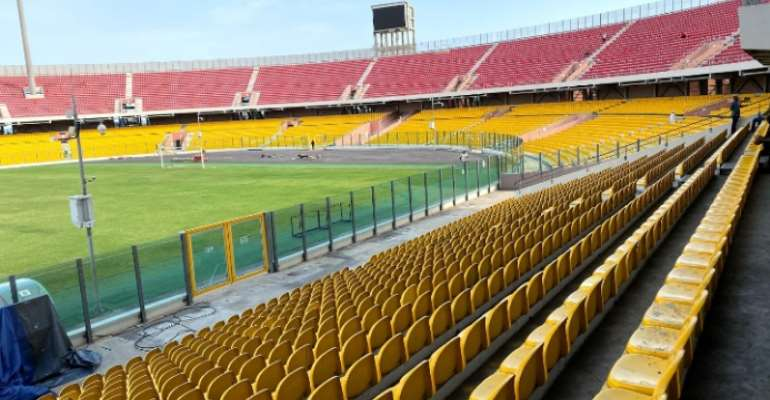 2020/21 Ghana Premier League: GFA, Clubs Meet NSA On Charges On Usage Of Accra Sports Stadium