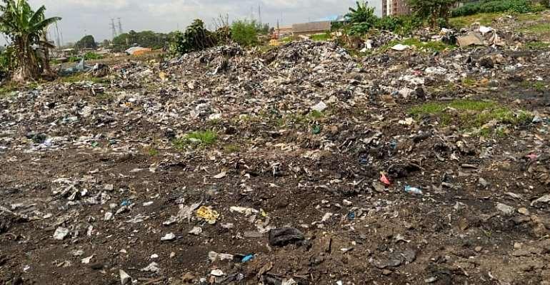 A/R: Sanitation Ministry  Begins Evacuation Of Illegal Dumpsites