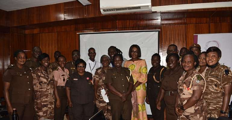 BESSTEL Foundation Trains Prisons Officers On Care In Mental Health