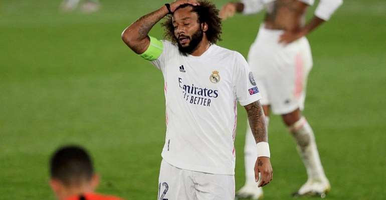 UCL: Covid-Hit Shakhtar Earn Famous Win Over Real Madrid