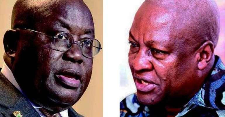 FREE SHS: Akufo-Addo's Populist Slant Versus Mahama's Transformational Approach