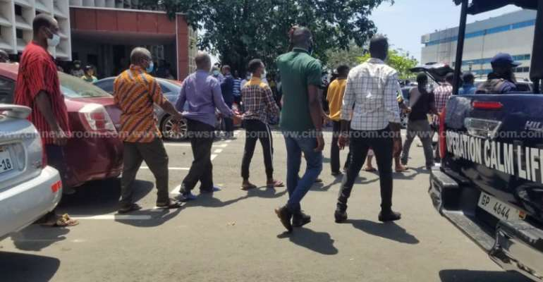 60 Alleged Western Togoland Separatists Freed