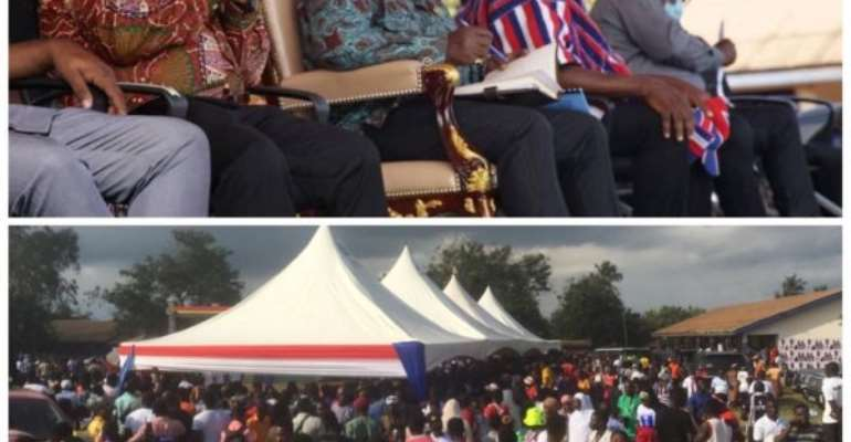 Have Confidence In Me, I'm An Honest Leader — Akufo-Addo