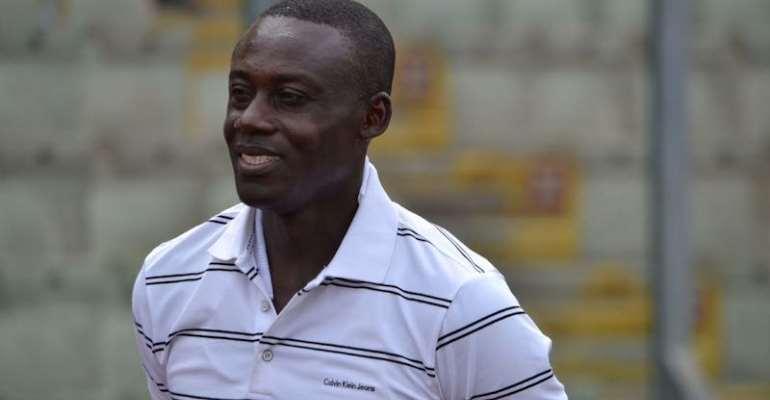 Star Madrid FC head coach Michael Osei