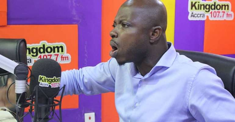 Give Akufo-Addo 4 More Years—Abronye DC Appeals To Ghanaians