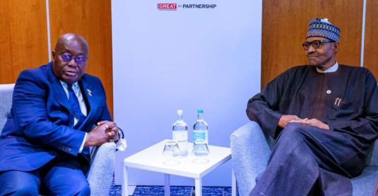 Use Dialogue To Address #EndSARS Impasse – Akufo-Addo To Nigeria