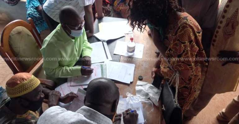 NDC Accuses EC Of Breaching Rules On Transfer Of Votes