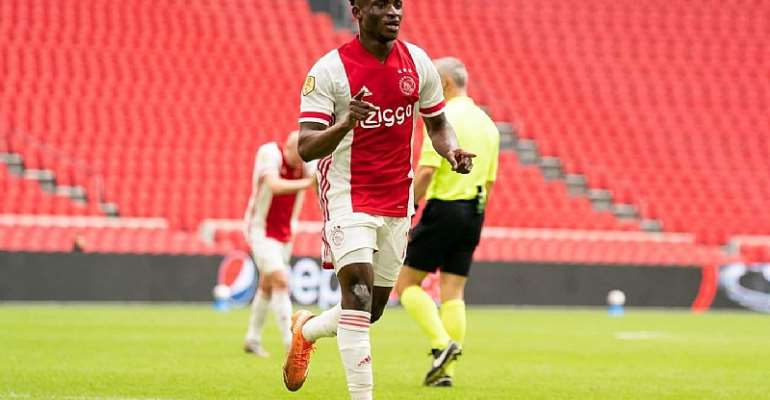 Mohammed Kudus: Ajax Sensation Makes First Champions League Bow Against Liverpool