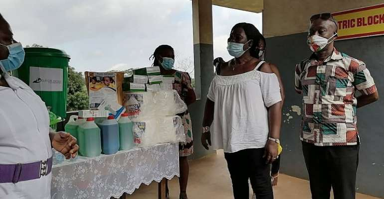 Eleos Partners Charity Foundation Donates To Two Hospitals In Eastern Region