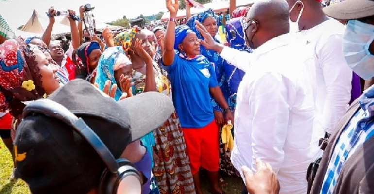 Kwapong: Akufo-Addo's Free SHS Inspires 100 NDC Women To Switch To NPP