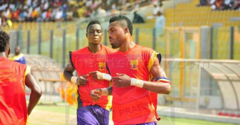Kwame Kizito Reveals Rejecting Lucrative Offer To Sign For Ethiopian Side