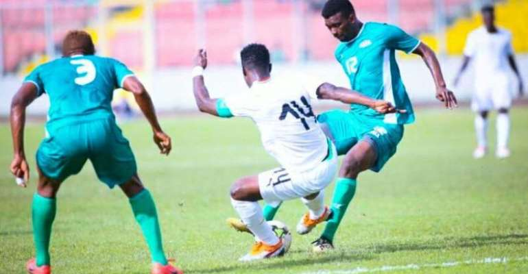 2019 WAFU Cup: Ghana To Play Burkina Faso In Quarter Finals