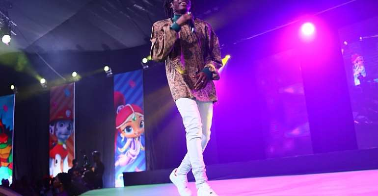 Patoranking, Teni, Fireboy, Rema Deliver Show-Stopping Performances At NickFest 2019
