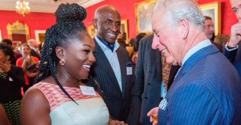HRH The Prince of Wales Congratulates GUBA Awards On 10years