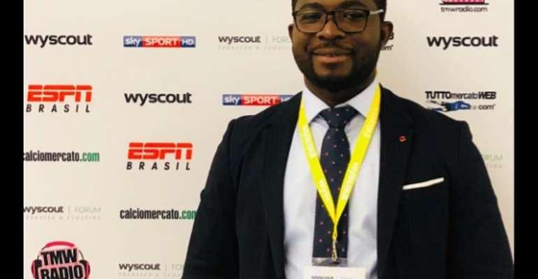 Nana Yaw Amponsah Reveals How Severe Snake Bite Motivated Him To Venture Into Football