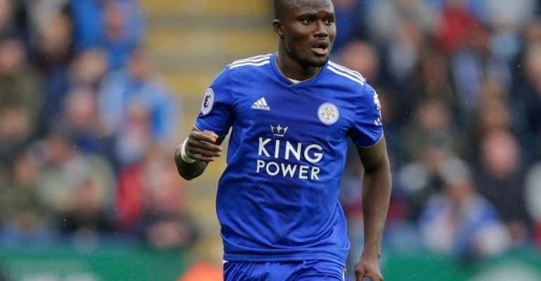 Daniel Amartey For Leicester City Exit In January