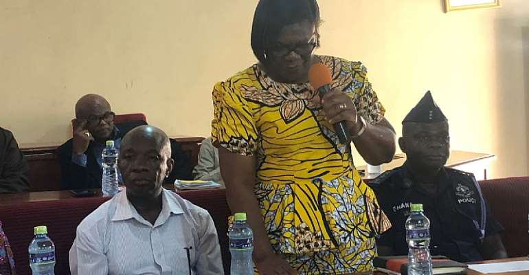 Head Of Local Government Service Engages Atwima Mponua Assembly Staff