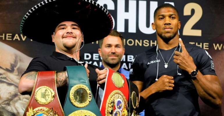 Anthony Joshua Should Take A Break From Boxing If He Loses Rematch – Andy Ruiz