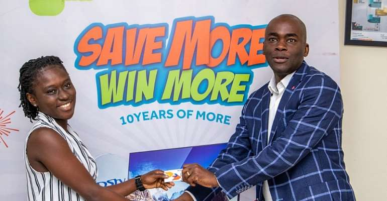 Access Bank Ghana Rewards Over 300 Customers In