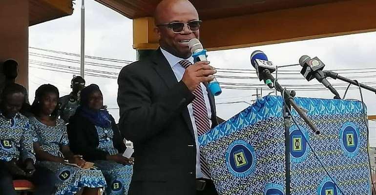 Stephen Amoah – MASLOC Boss